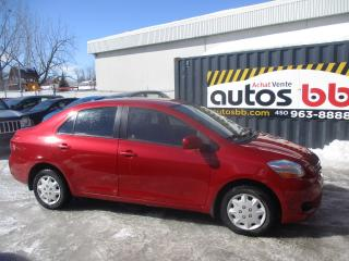 Used 2008 Toyota Yaris for sale in Laval, QC