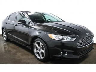 Used 2014 Ford Fusion 2014 Ford - 4dr Sdn for sale in St-Jean-Sur-Richelieu, QC