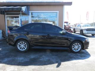 Used 2015 Mitsubishi Lancer 4dr Sdn FWD for sale in Prevost, QC