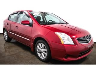 Used 2011 Nissan Sentra 2.0 S for sale in St-Jean-Sur-Richelieu, QC