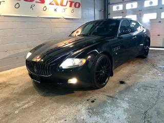 Used 2009 Maserati Quattroporte S for sale in North York, ON