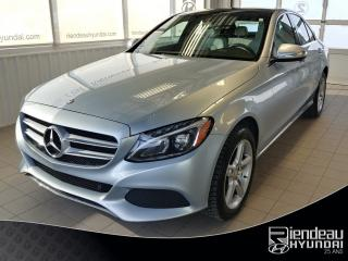 Used 2015 Mercedes-Benz C-Class C300 Awd + Cuir for sale in Ste-Julie, QC
