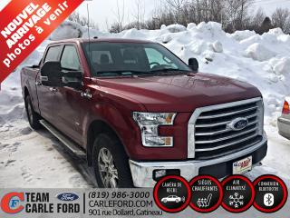 Used 2015 Ford F-150 Ford F-150 XLT S/CREW 2015, Caméra de re for sale in Gatineau, QC