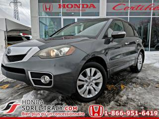 Used 2011 Acura RDX Acura RDX groupe tech for sale in Sorel-Tracy, QC