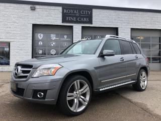 Used 2010 Mercedes-Benz GLK-Class GLK 350 4Matic Pano Roof No Accidents for sale in Guelph, ON