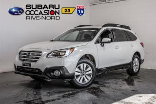 Used 2017 Subaru Outback 3.6R Touring for sale in Boisbriand, QC