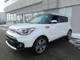 Used 2018 Kia Soul EX Tech for sale in Mississauga, ON