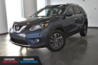 Used 2016 Nissan Rogue Sl 4x4 Cuir Gps for sale in Brossard, QC