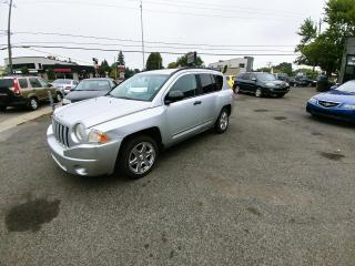 Used 2008 Jeep Compass 4x4 for sale in Beloeil, QC