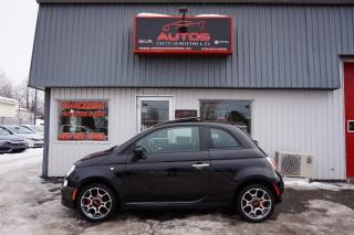 Used 2012 Fiat 500 Sport T.équipé for sale in Lévis, QC