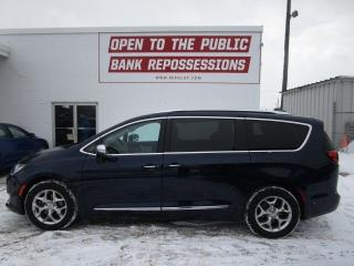 Used 2017 Chrysler Pacifica Limited for sale in Toronto, ON