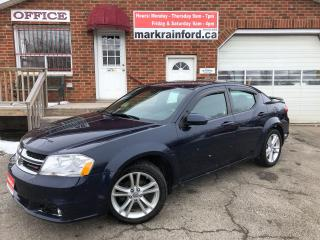 Used 2014 Dodge Avenger SXT for sale in Bowmanville, ON