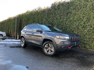 Used 2019 Jeep Cherokee Trailhawk Elite for sale in Surrey, BC