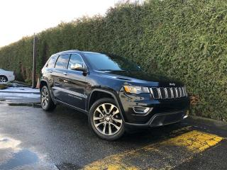 Used 2018 Jeep Grand Cherokee Limited for sale in Surrey, BC