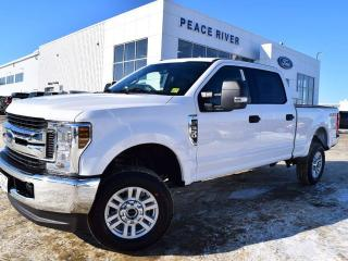New 2019 Ford F-350 Super Duty SRW XLT for sale in Peace River, AB