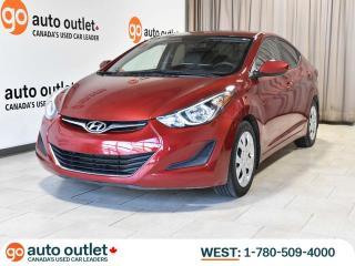 Used 2014 Hyundai Elantra GL, AUTO, Heated Seats for sale in Edmonton, AB