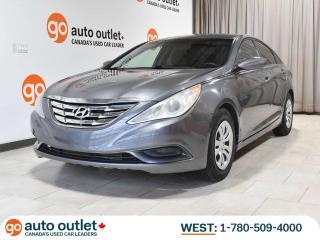 Used 2012 Hyundai Sonata GLS, AUTO, HEATED SEATS for sale in Edmonton, AB