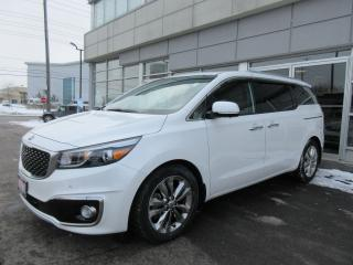 Used 2018 Kia Sedona SXL+ for sale in Mississauga, ON