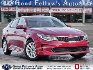 Used 2017 Kia Optima LX+ MODEL, REARVIEW CAMERA, HEATED & POWER SEATS for sale in Toronto, ON