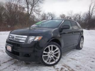 Used 2010 Ford Edge SPORT for sale in Whitby, ON