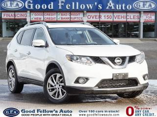 Used 2014 Nissan Rogue SL MODEL, AWD, NAVIGATION,REARVIEW CAMERA, PANROOF for sale in Toronto, ON