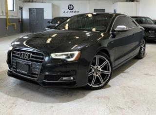 Used 2013 Audi S5 NAV|BACK UP|BLIND SPOT|ACCIDENT FREE|DRIVE SELECT for sale in Oakville, ON