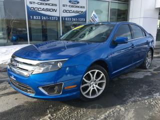 Used 2012 Ford Fusion Sel Ens Sport V6 for sale in St-Georges, QC