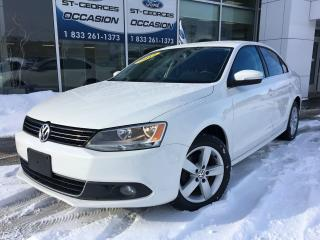 Used 2012 Volkswagen Jetta COMFORTLINE TDI for sale in St-Georges, QC