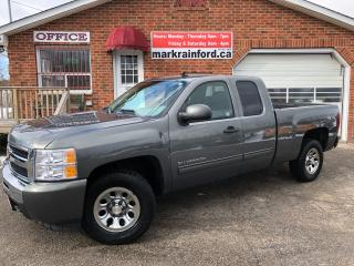 Used 2011 Chevrolet Silverado 1500 LS Cheyenne Edition 4x4 for sale in Bowmanville, ON