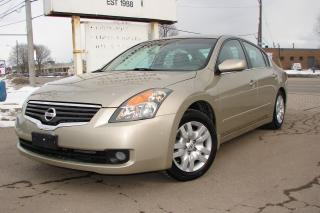 Used 2009 Nissan Altima 2.5 S for sale in Mississauga, ON