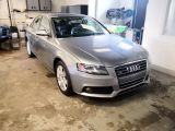 Photo of Grey 2011 Audi A4
