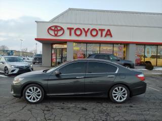 Used 2015 Honda Accord Touring for sale in Cambridge, ON