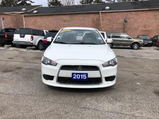 Used 2015 Mitsubishi Lancer SE for sale in Toronto, ON