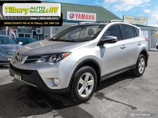 Used 2013 Toyota RAV4 XLE for sale in Tilbury, ON