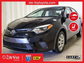 Used 2015 Toyota Corolla LE SIEGES CH for sale in Québec, QC
