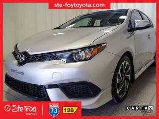 Used 2016 Scion iM Caméra Recul, Roue for sale in Québec, QC