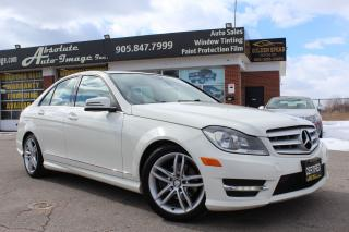 Used 2012 Mercedes-Benz C-Class C 250 AWD - NAVI|LEATHER|BLUETOOTH for sale in Oakville, ON