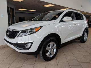 Used 2016 Kia Sportage Lx Mags Bluetooth for sale in Pointe-Aux-Trembles, QC