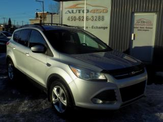 Used 2013 Ford Escape ***4X4,NAVIGATION,BLUETOOTH*** for sale in Longueuil, QC