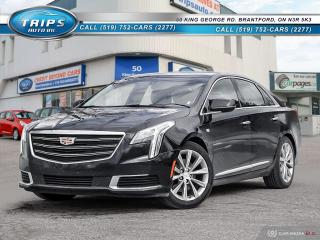 Used 2018 Cadillac XTS for sale in Brantford, ON