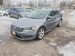Used 2015 Volkswagen Passat COMFORTLINE for sale in Brampton, ON
