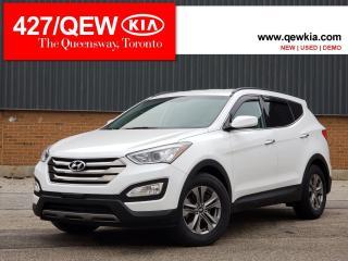 Used 2016 Hyundai Santa Fe 2.4L Base | Heated Seat | Cruise | Bluetooth for sale in Etobicoke, ON