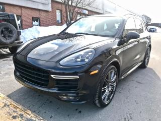 Used 2016 Porsche Cayenne GTS, AWD for sale in North York, ON