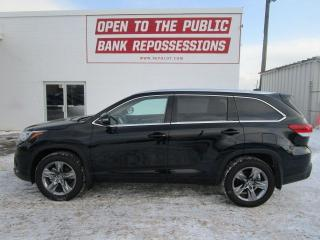 Used 2019 Toyota Highlander LIMITED  for sale in Toronto, ON