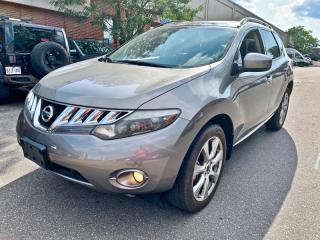 Used 2010 Nissan Murano AWD 4DR for sale in North York, ON