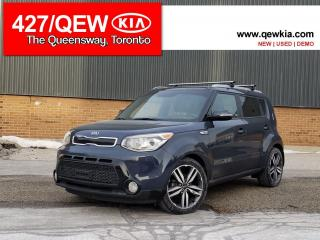 Used 2015 Kia Soul SX Luxury | Navigation | Panoramic Roof | Leather for sale in Etobicoke, ON