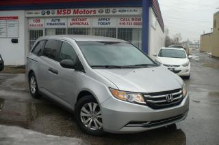 Used 2014 Honda Odyssey SE for sale in Toronto, ON