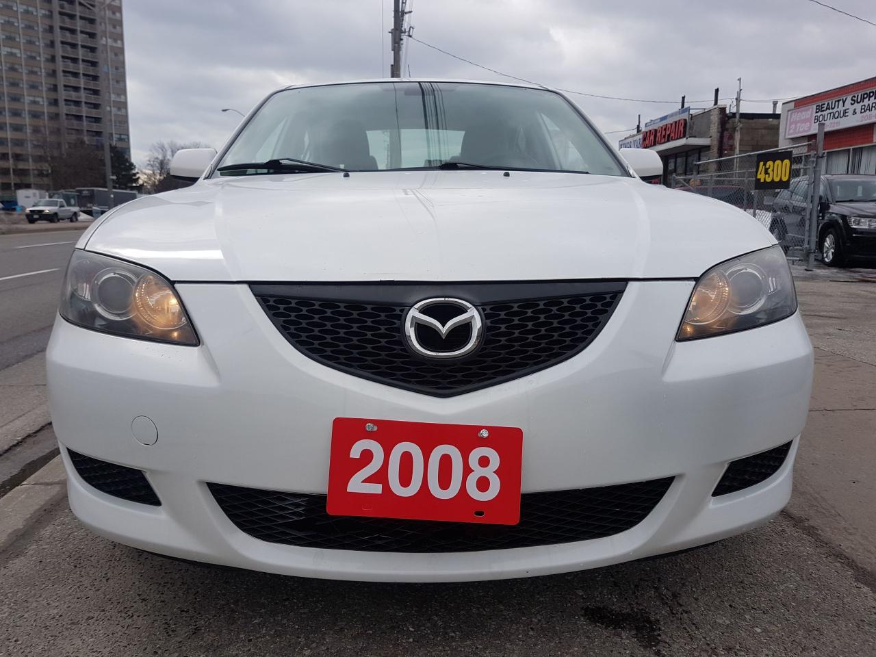 2008 Mazda MAZDA3 GX - Mint Condition, Extra Clean, SunRoof, Alloys
