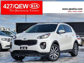 Used 2019 Kia Sportage EX AWD | Leather | Climate Control | Android Auto for sale in Etobicoke, ON
