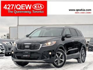 Used 2019 Kia Sorento EX Premium | Panoramic Roof | Leather | Sensors for sale in Etobicoke, ON
